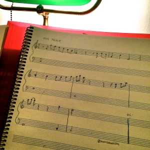 for peace for ferguson sheet music edit